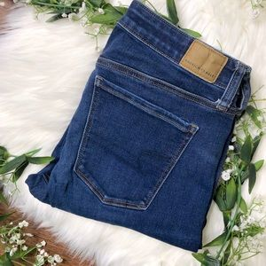 American Eagle | Dark Wash Skinny Jeans Sz 12